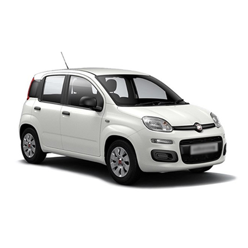 Fiat Panda blanche